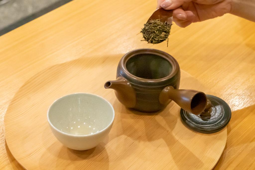 土佐茶 ほうじ茶と急須