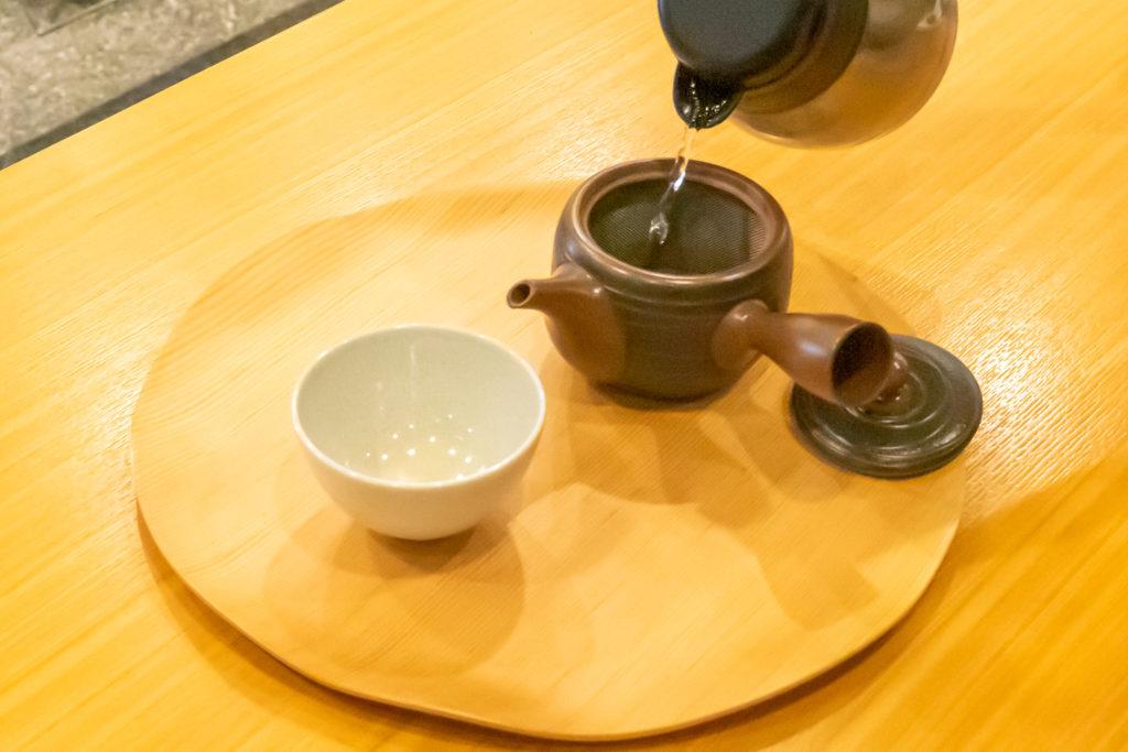 土佐茶 ほうじ茶の入れ方