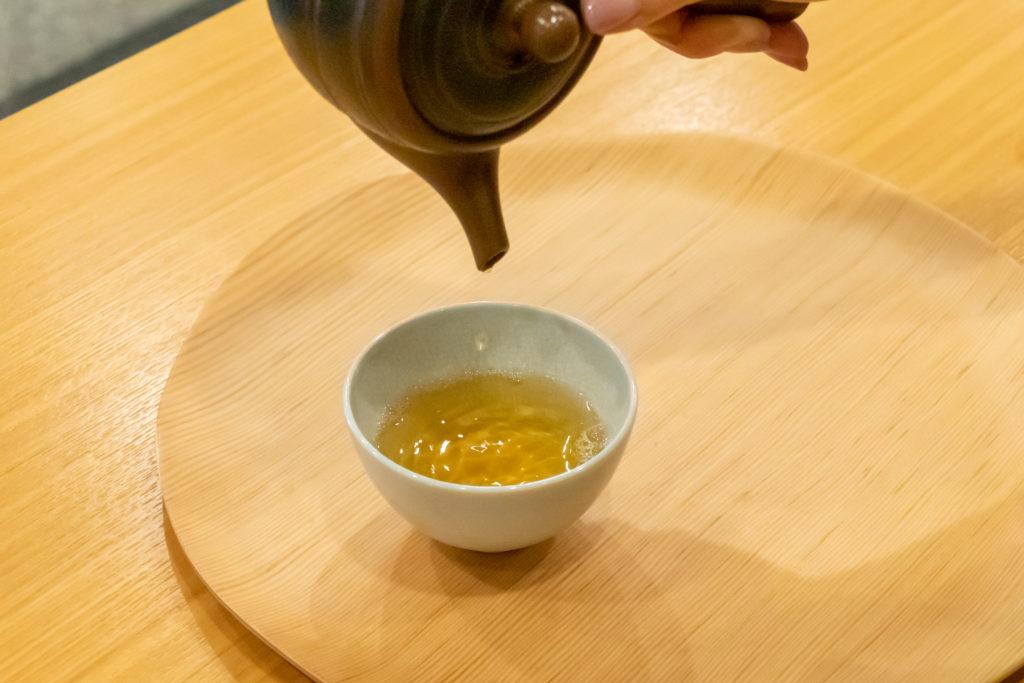 ほうじ茶と急須