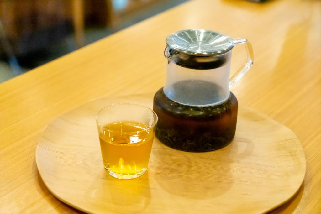若草園の水出しほうじ茶