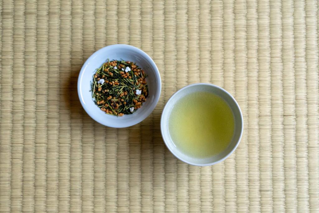 若草園の特上玄米茶