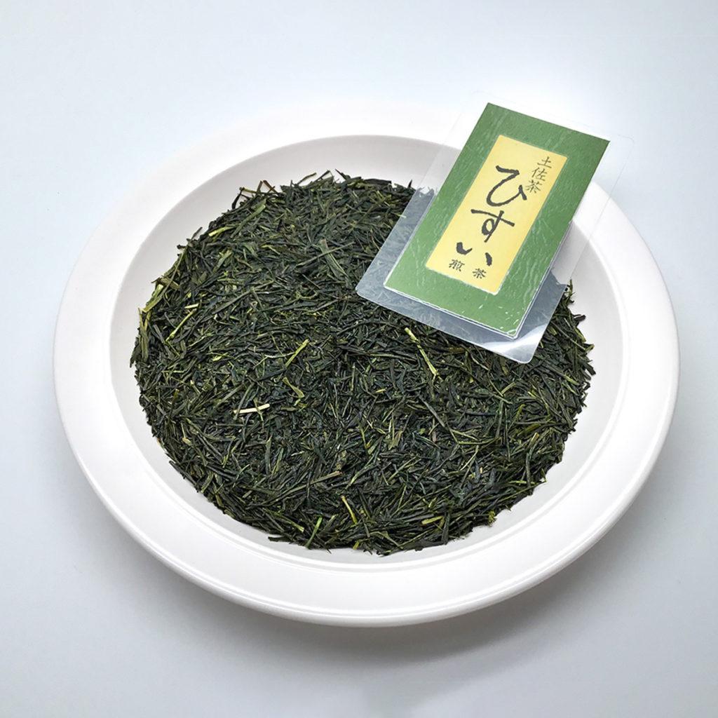 土佐茶「ひすい」