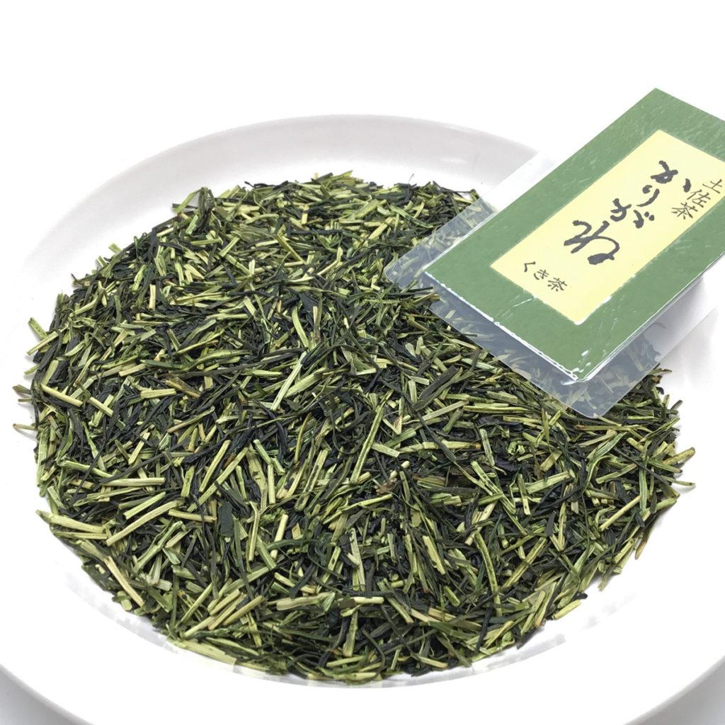 土佐茶の茎茶「かりがね」