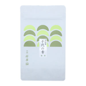 若草園の土佐茶「千代の香」