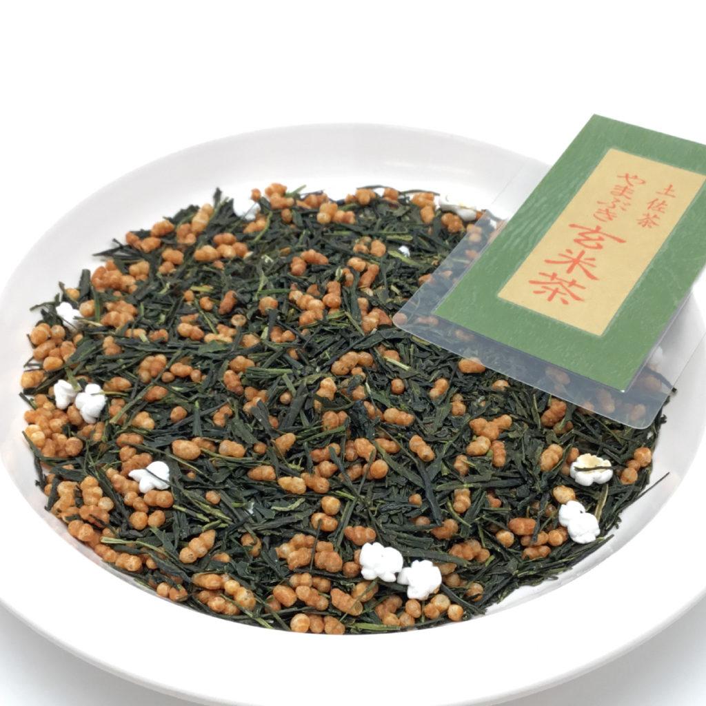 土佐茶 やまぶき玄米茶