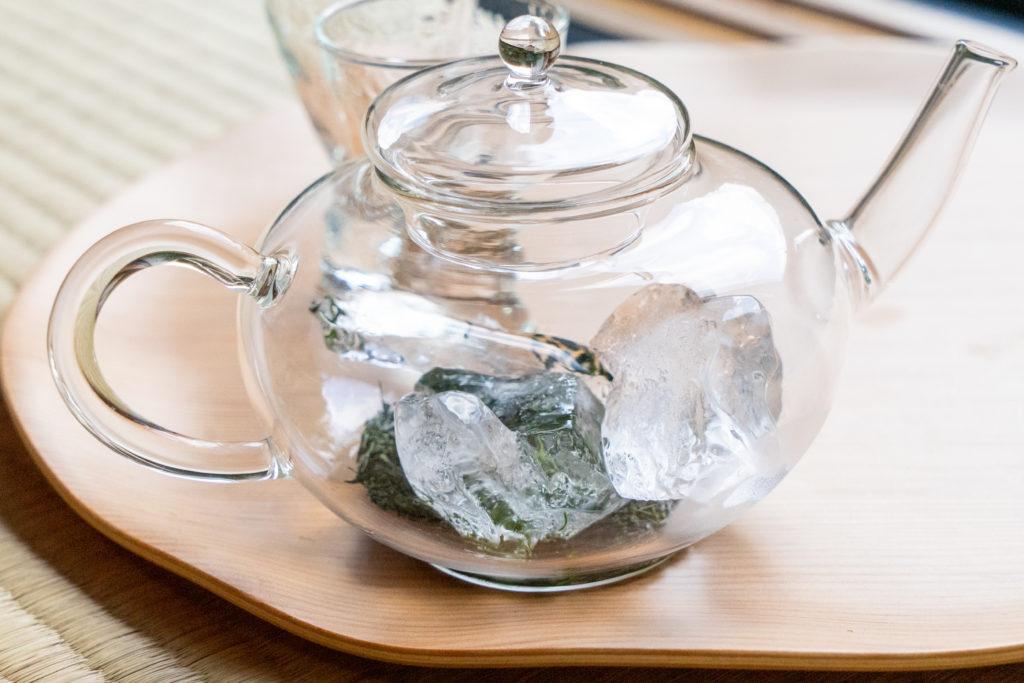 氷出し玉露の作り方
